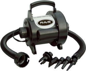 RAVE Sports Rave 3 PSI Hi-Speed Inflator