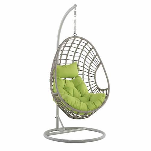Chirokitia Swing Chair with Stand