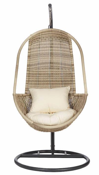 John Lewis & Partners Garden Dante Hanging Pod Chair