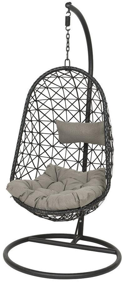 Outdoor Lattice Hanging Chair